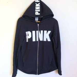 Victoria's Secret PINK hooded sweater